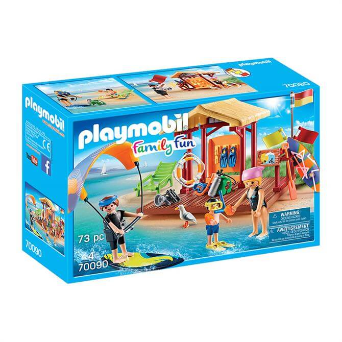 Playmobil Water Sports Lesson 70090