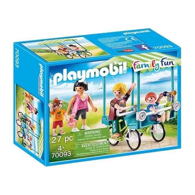 Playmobil Family Fun Family Bicycle 70093