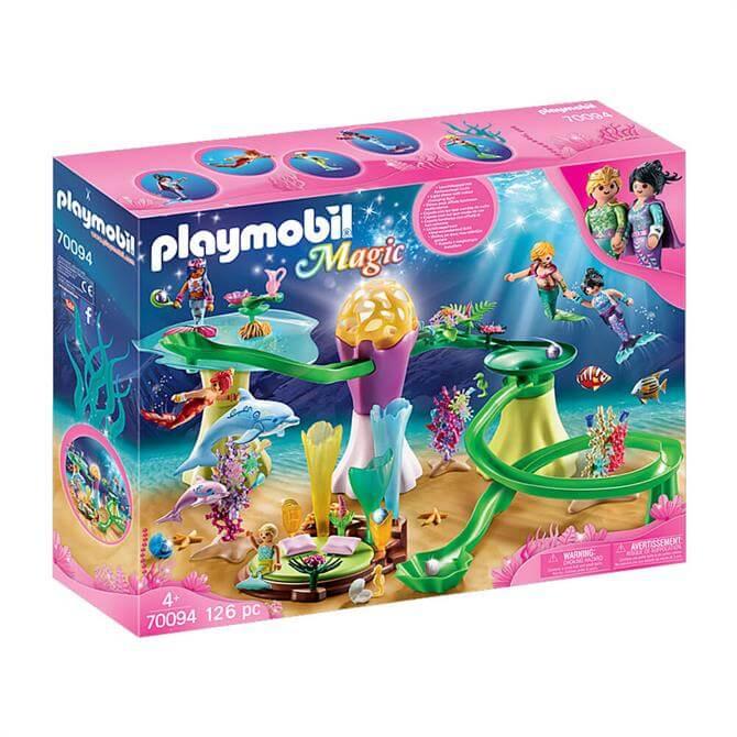 Playmobil Magic Mermaid Cove with Illuminated Dome 70094 Set