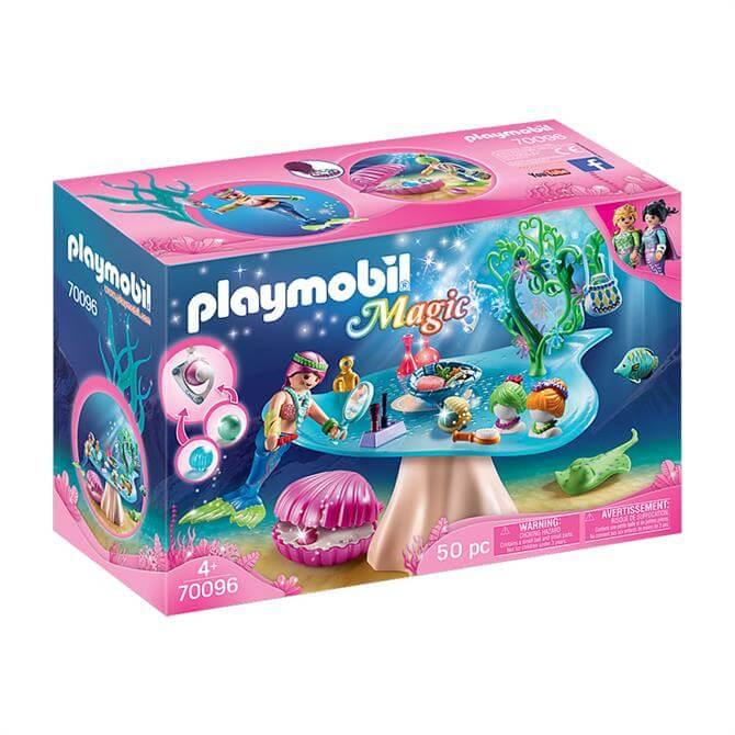 Playmobil Magic Beauty Salon with Jewel Case 70096