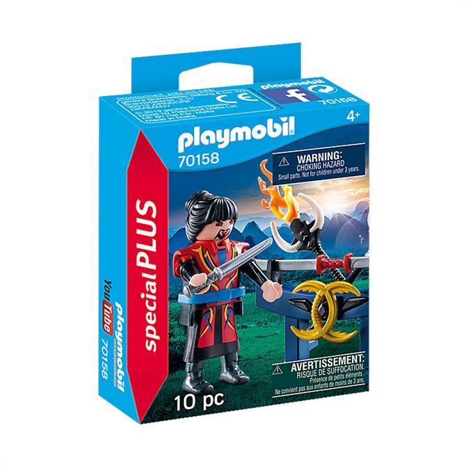 Playmobil Special PLUS Figures Warrior 70158