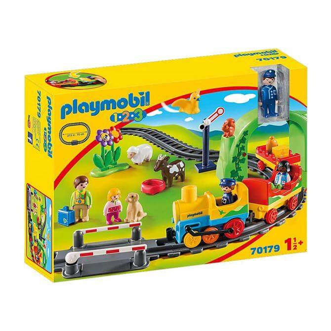 Playmobil 123 My First Train Set 70179