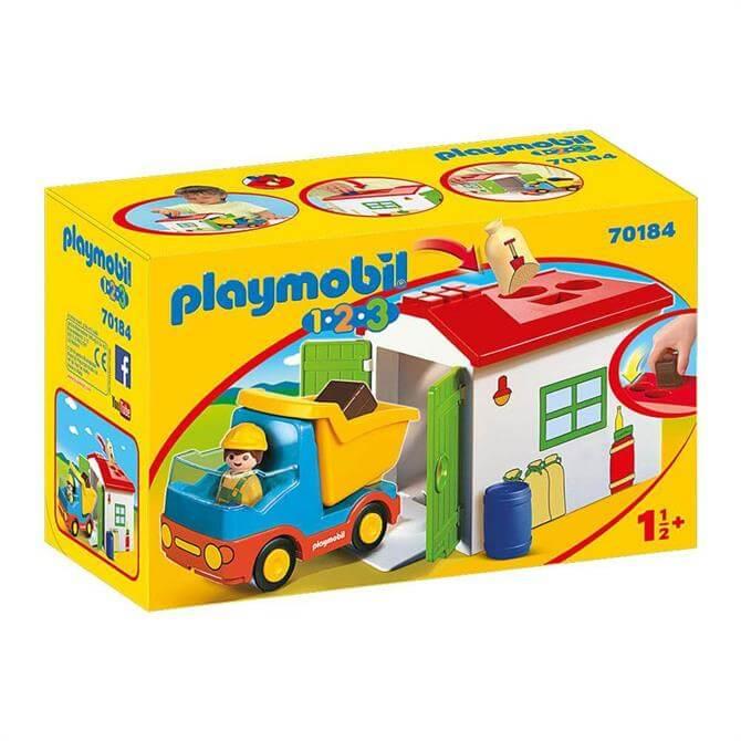 Playmobil 123 Dumper Truck 70184