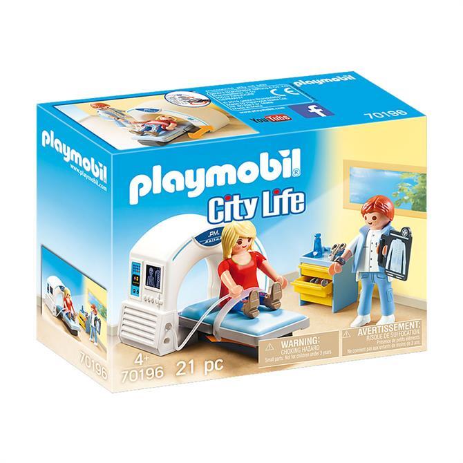 Playmobil City Life Radiologist 70196