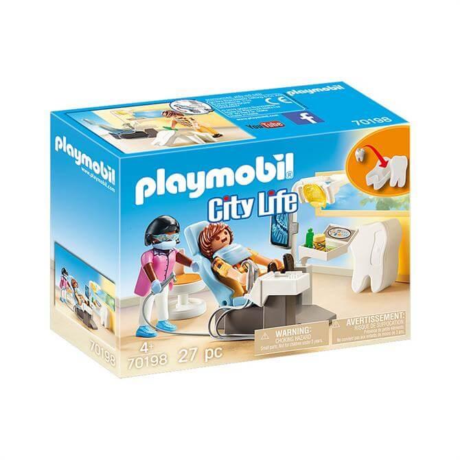 Playmobil City Life Dentist 70198 Playset