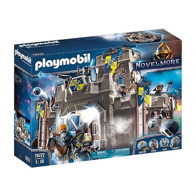 Playmobil Novelmore Knights Fortress 70222