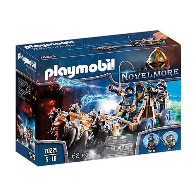 Playmobil Novelmore Wolf Team 70225