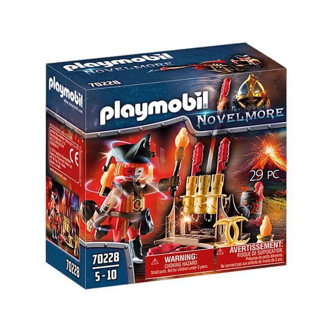 Playmobil Novelmore Burnham Raiders Fire Master 70228