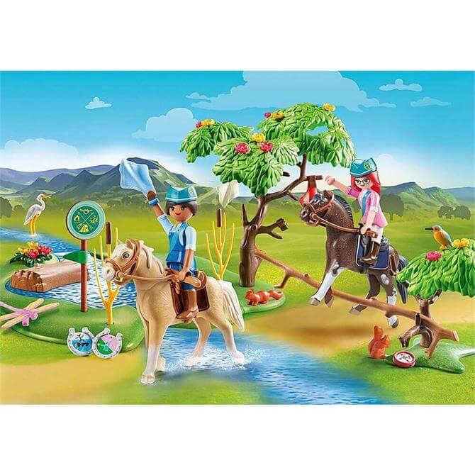 Playmobil Spirit Riding Free River Challenge 70330