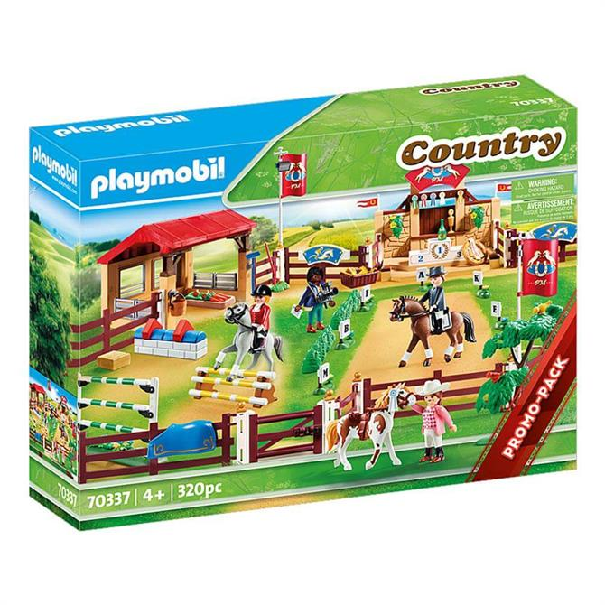 Playmobil Country Large Equestrian Tournament Playset 70337