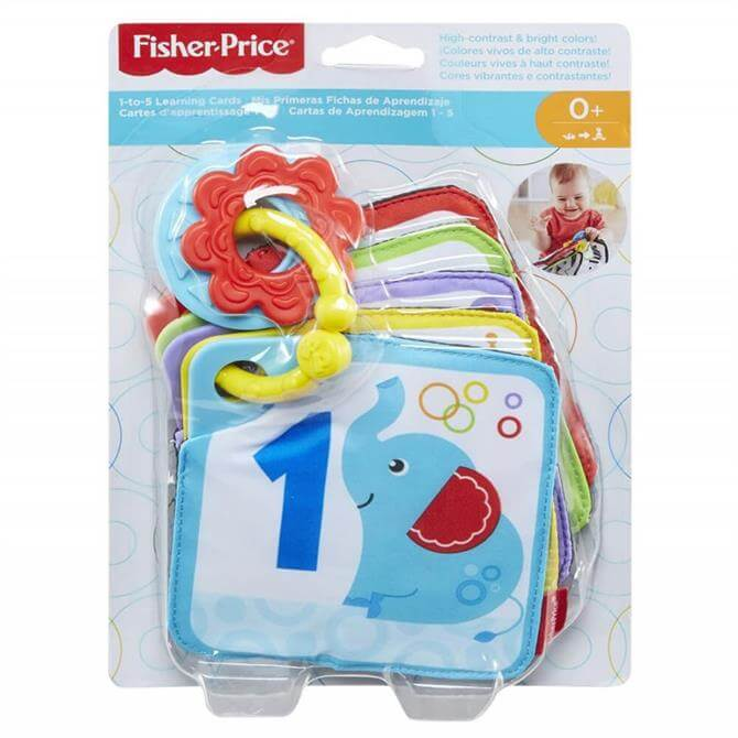 Fisher Price Learning Flash Cards