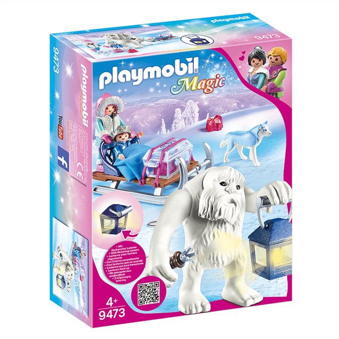 Playmobil Magic Yeti with Sleigh