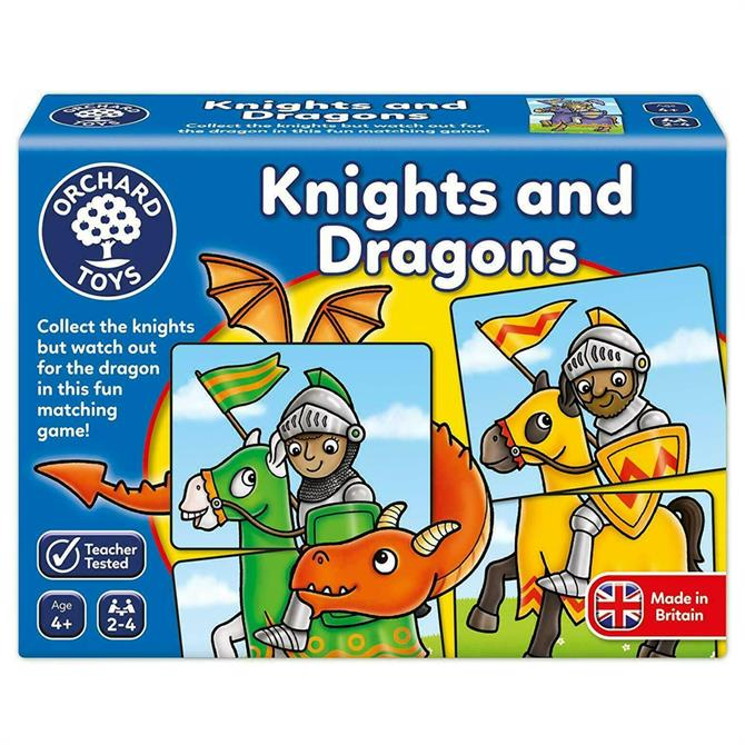 Orchard Toys – Knights & Dragons Matching Game