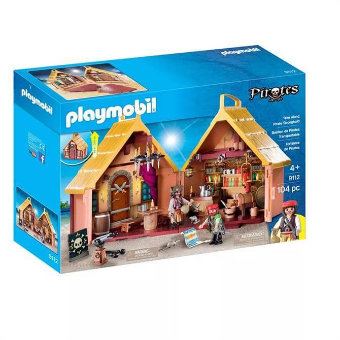 Playmobil Take Along Pirate Stronghold