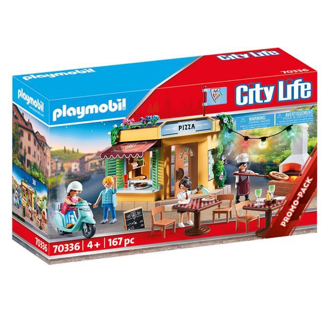 Playmobil Pizzeria 70336