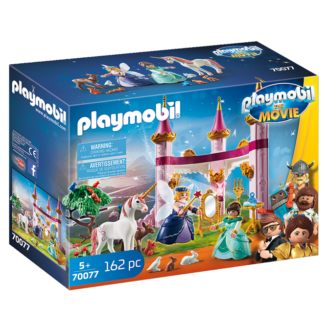 Playmobil: The Movie Marla and the Fairytale Castle