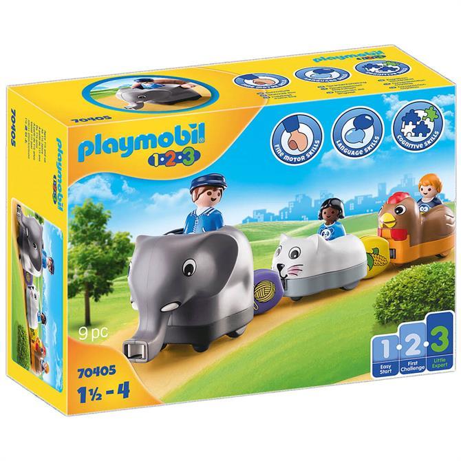 Playmobil Animal Train 70405