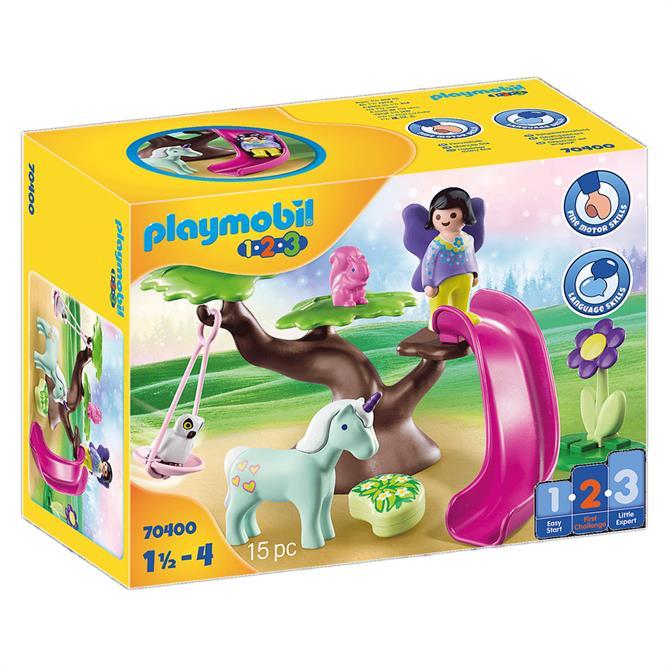 Playmobil Fairy Playground 70400