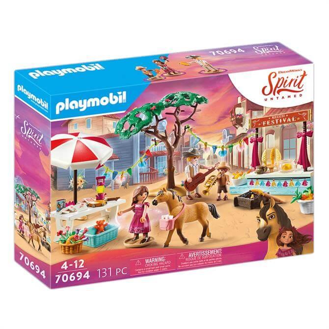 Playmobil Miradero Festival 70694