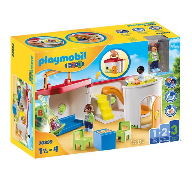 Playmobil My Take Along Preschool 70399