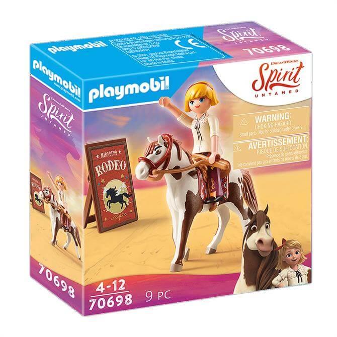 Playmobil Rodeo Abigail 70698
