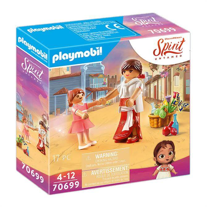 Playmobil Young Lucky Mum Milagro 70699
