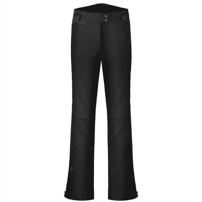 Poivre Blanc Women's Short Stretch Ski Pants
