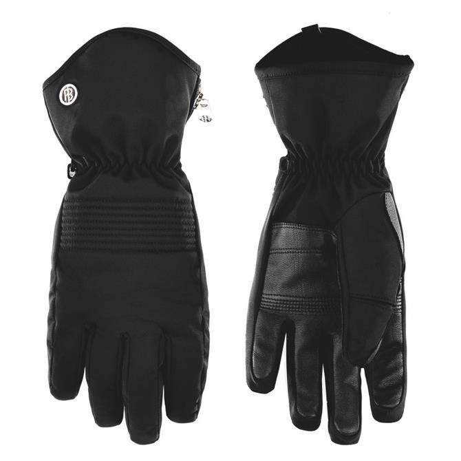 Poivre Blanc Women's Stretch Ski Gloves