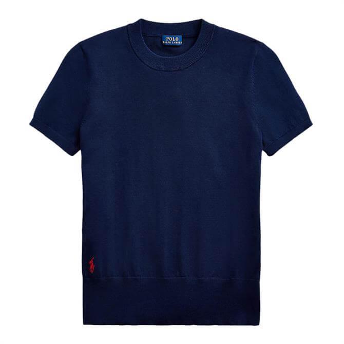 Polo Ralph Lauren Cotton Short-Sleeve Jumper