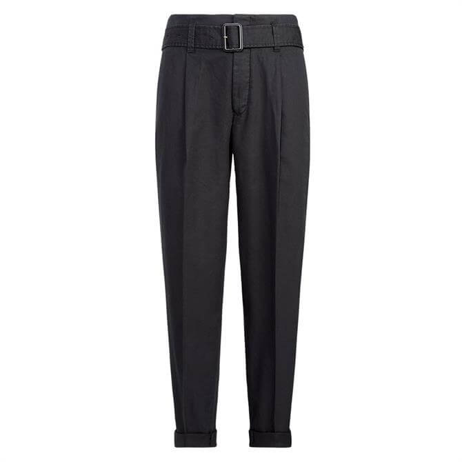 Polo Ralph Lauren Twill Belted Trousers
