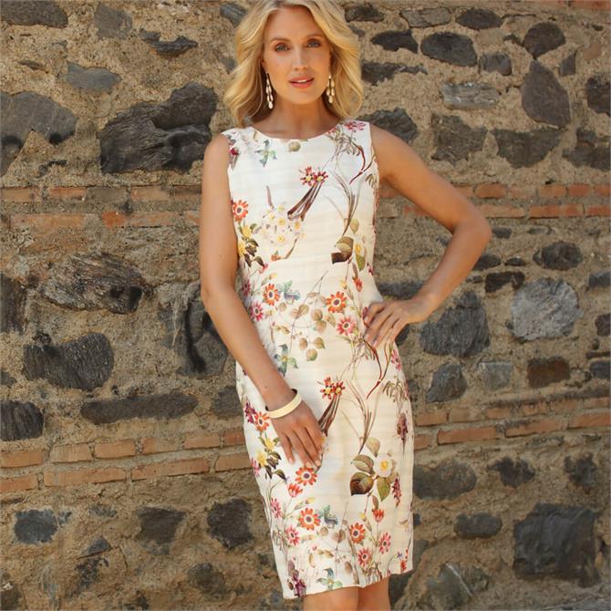 Pomodoro Kew Shift Dress