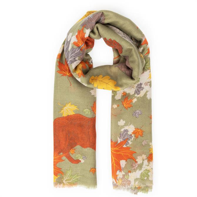 Powder Designs Autumn Chums Scarf