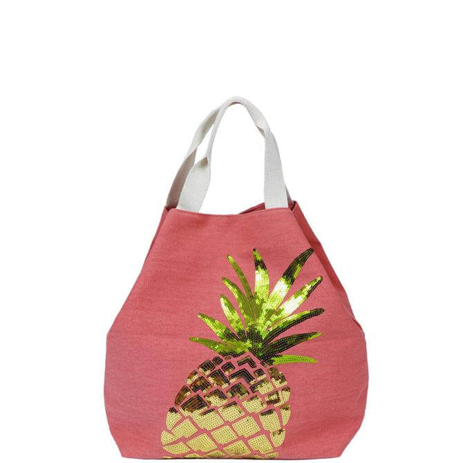 Powder Designs Boho Pineapple Bag