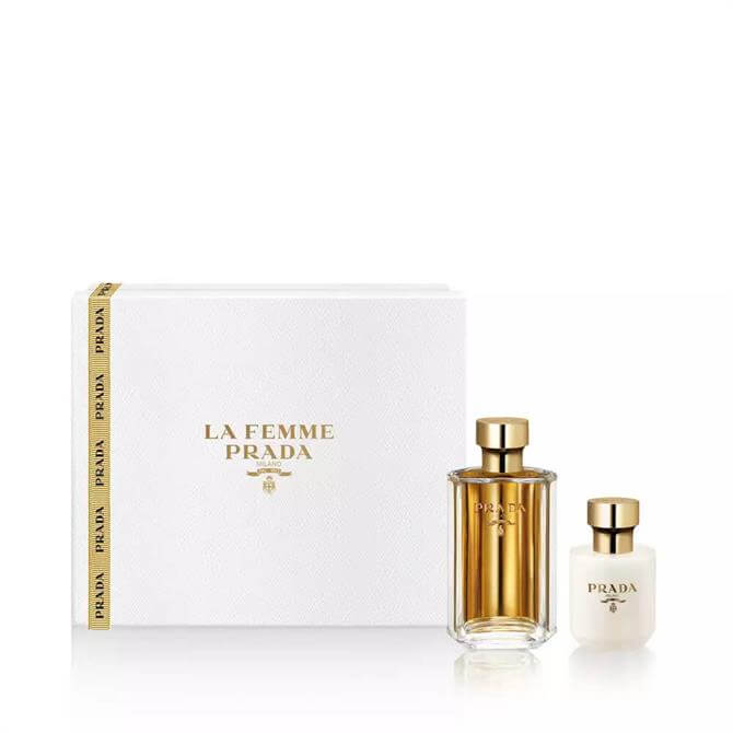 Prada La Femme EDP 50ml Gift Set For Her