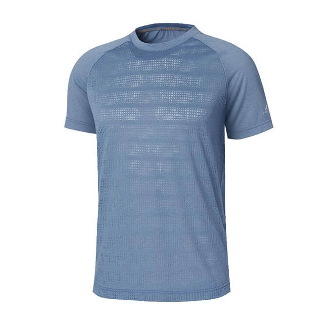 Pro Touch Afi II Men's T-Shirt - Blue