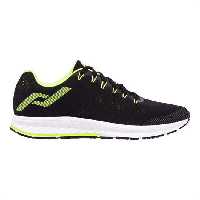 Pro Touch Men's Oz 2.1 Trainer - Black/Yellow
