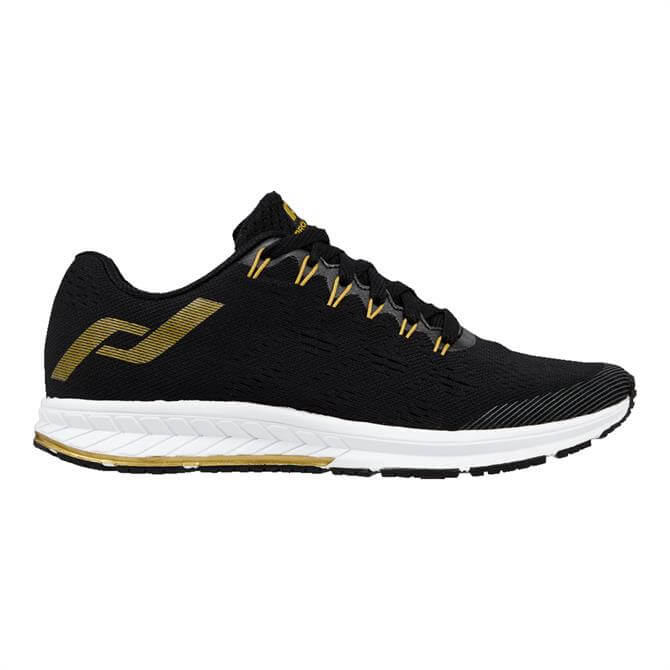 Pro Touch Women's Oz 2.1 Trainer - Black/Gold