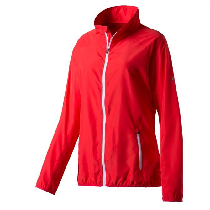 Pro Touch Tobaga II Women's Running Jacket - Red/White