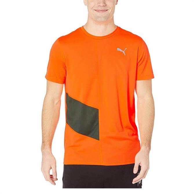 Puma Ignite Short Sleeve Men's Running Tee