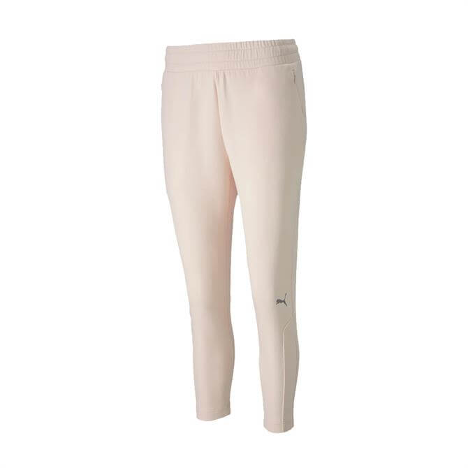 Puma Women's Evostripe Jogging Bottoms - Pink