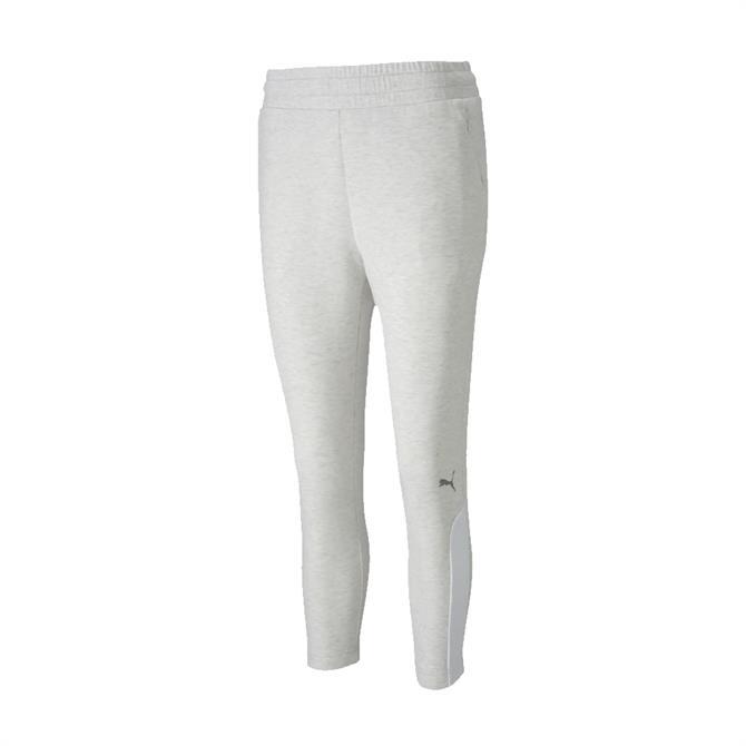 Puma Women's Evostripe Jogging Bottoms - White