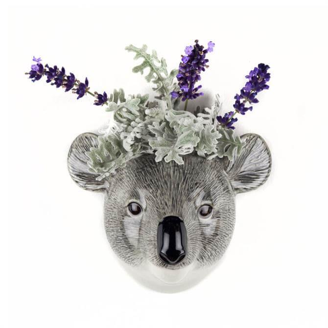 Quail Wall Vase Small Koala