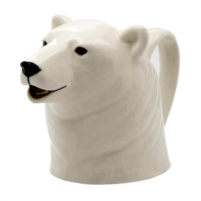 Quail Polar Bear Jug