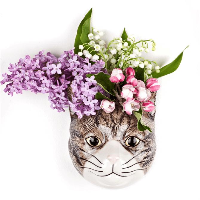 Quail Millie Flower Wall Vase