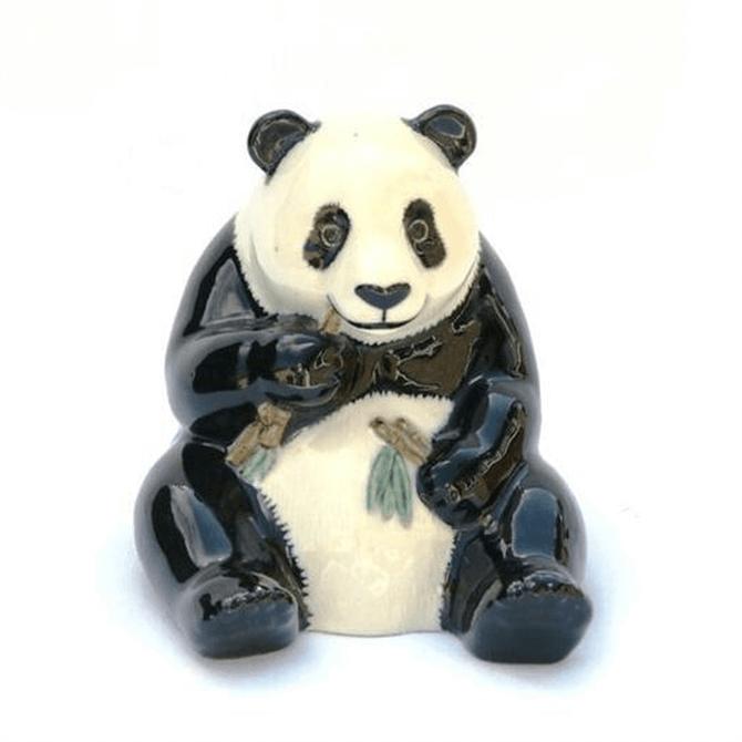 Quail Panda Money Box