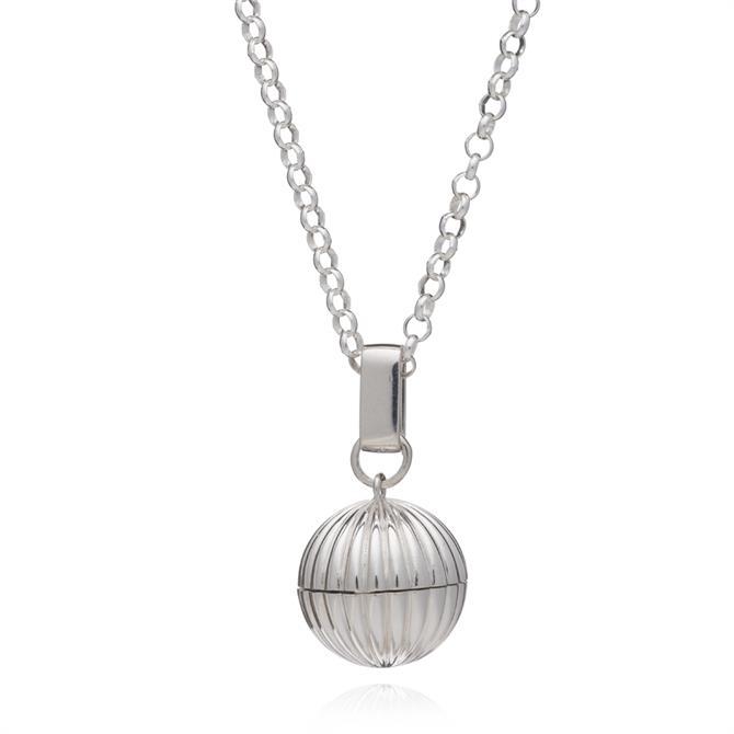 Rachel Jackson London Long Momento Locket Necklace