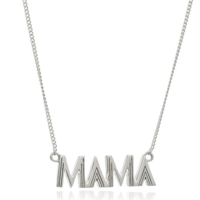 Rachel Jackson London Art Deco Mama Necklace