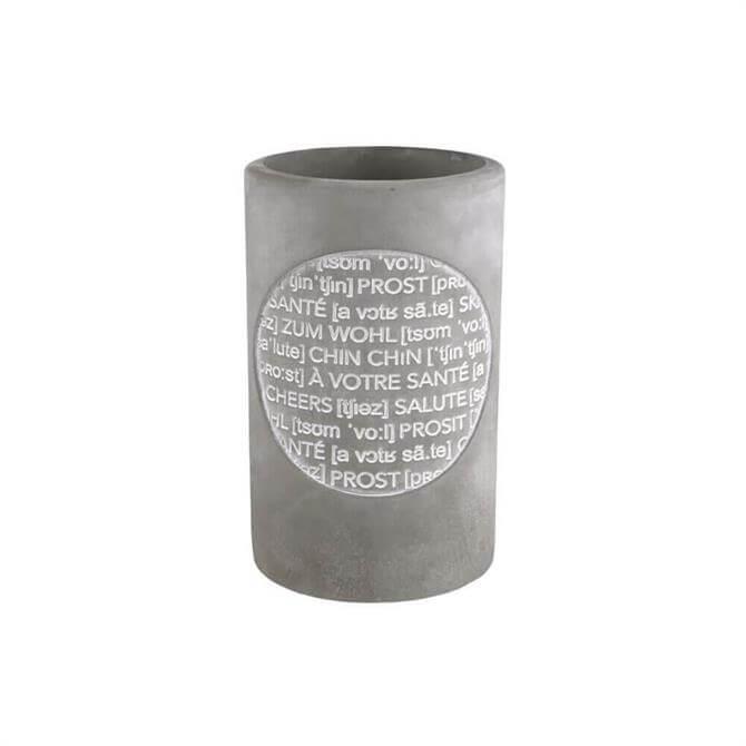 Rader Concrete Bottle Cooler Sante