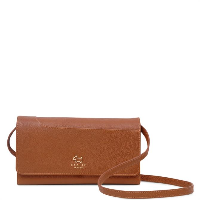 Radley Pockets Tan Large Phone Cross Body Bag
