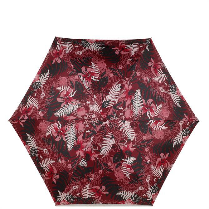 Radley Botanical Floral Mini Telescope Umbrella